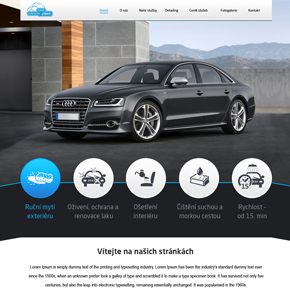 Michael Švarc - webdesign